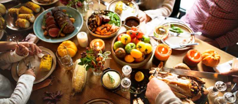 Thanksgiving Potluck – how to organise, ideas and sign up sheet